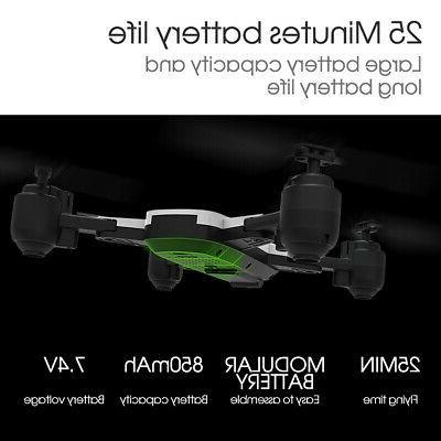 1080P Camera Follow Me Aircraft Quadcopter Selfie FPV