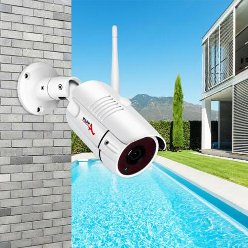 ANRAN WIFI Video HD Security IP Outdoor Vision