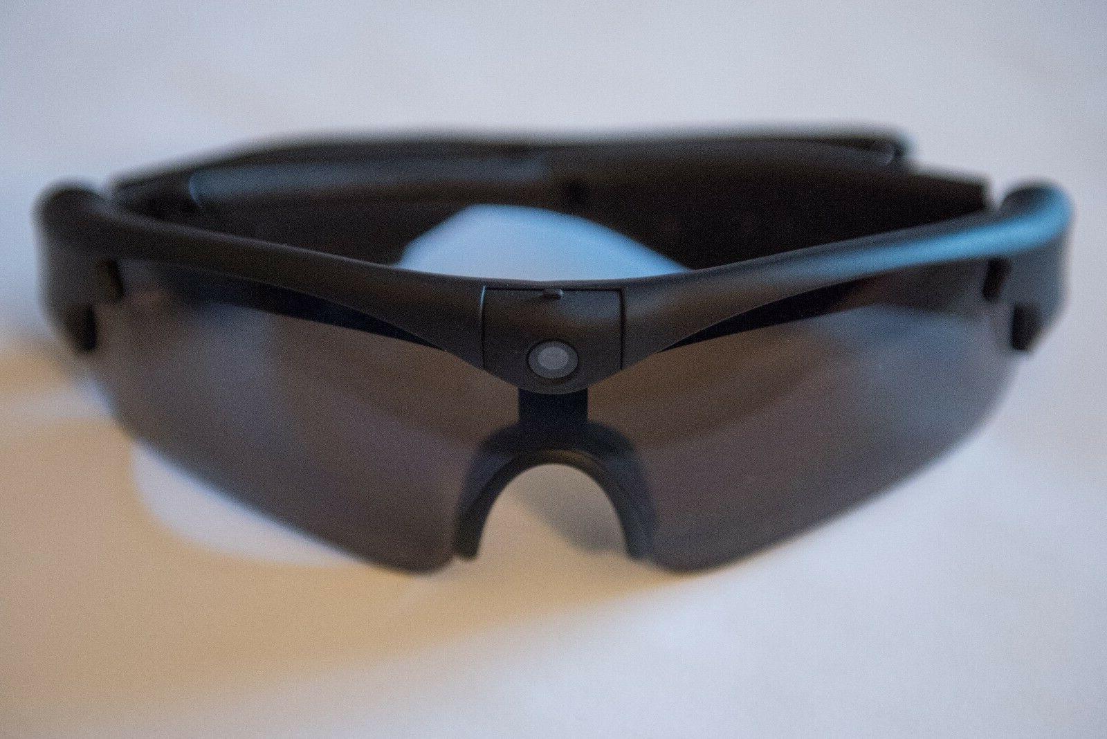 128GB HD Glasses Video Recording Sport DVR