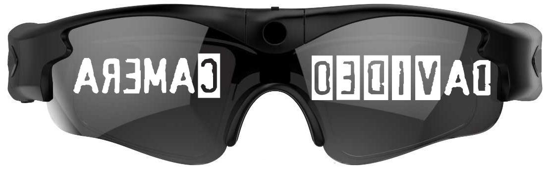 128GB HD Camera Glasses Video Recording DVR