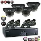 16 Channel DVR 8 Night Vision 100 Ft. HD 700TVL Cameras Audi