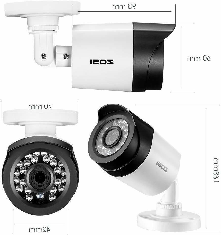 1080P Day Waterproof Camera