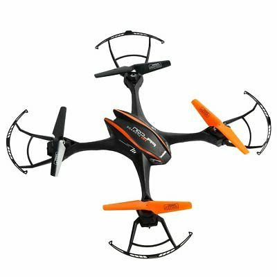 2.4GHz 360°Flips 6 4CH HD Upgrade HD Camera Transmitter Drone Quadcopter