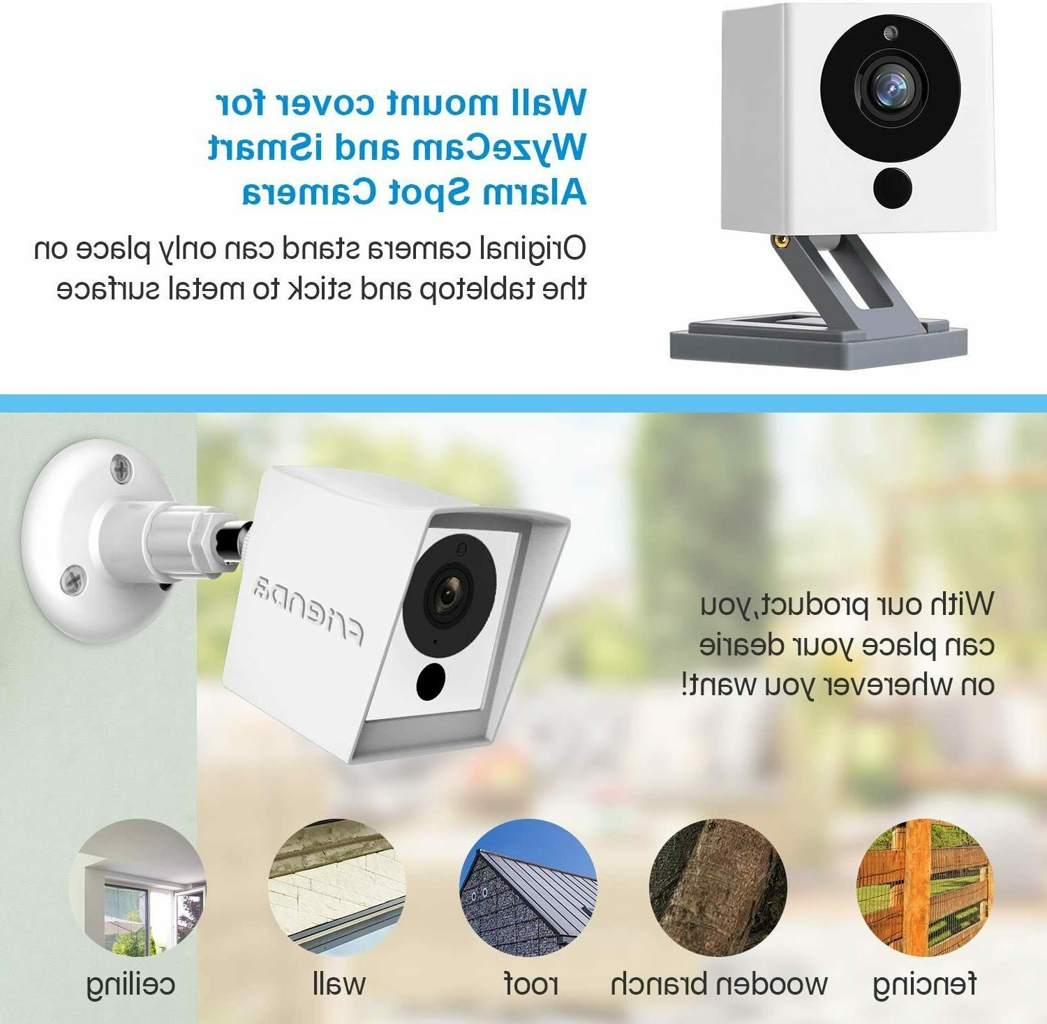 2 Silicone for Wyze Cam HD Camera