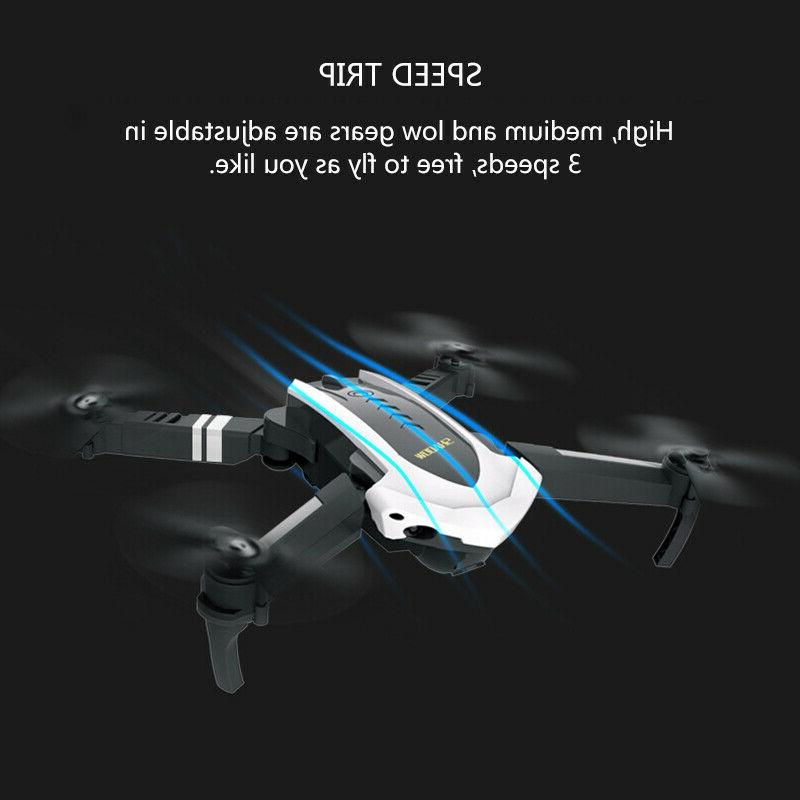 2019 1080P RC Drone HD Selfie Me Quadcopter