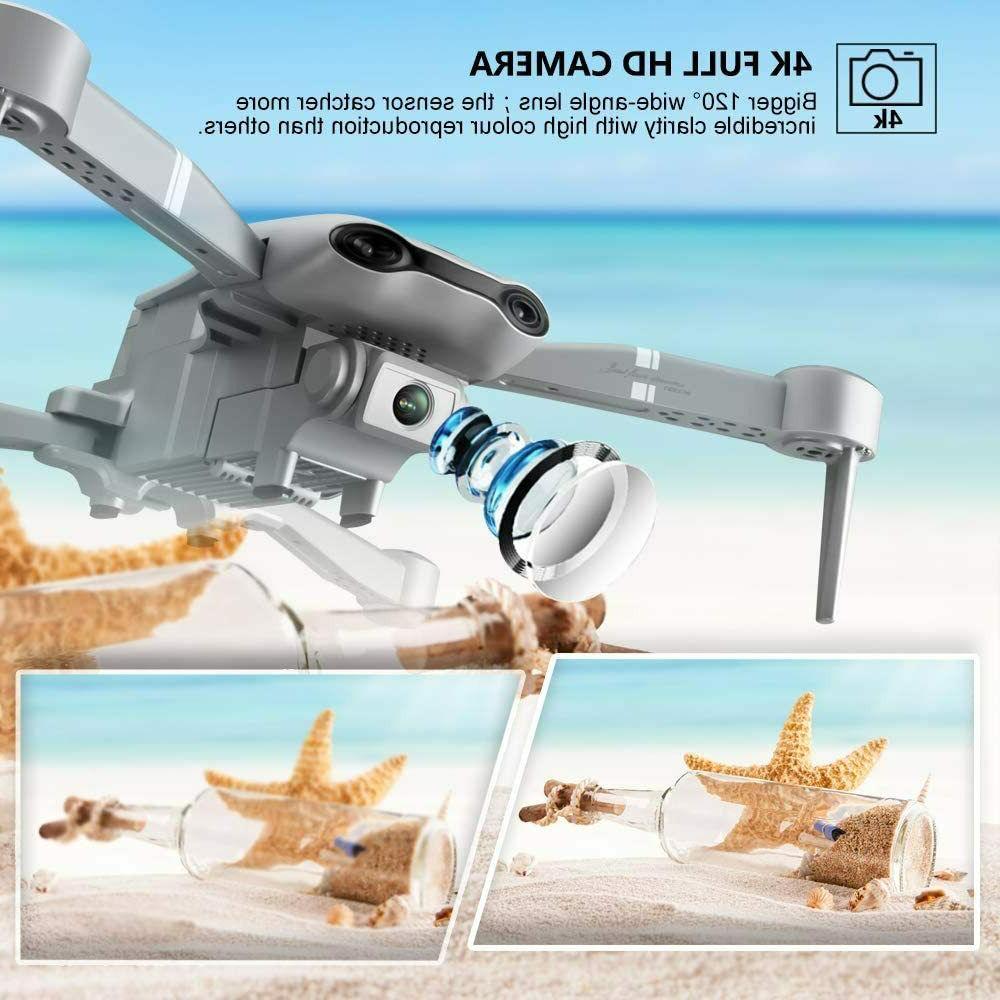 4DRC Drone WIFI camera GPS Follow Me
