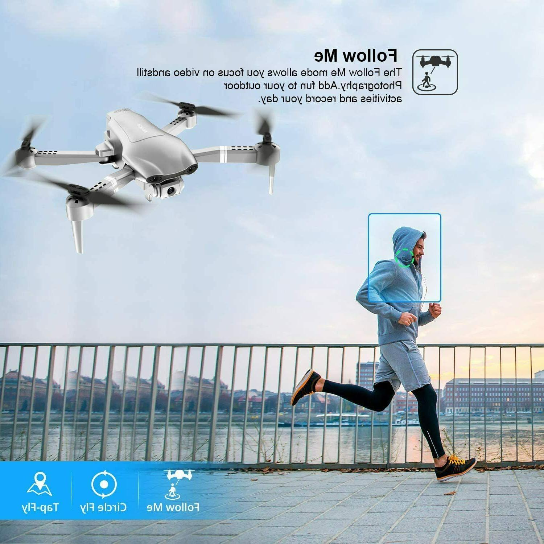 4DRC 2020 Drone 4K camera Smart Follow Me FPV HOT US!