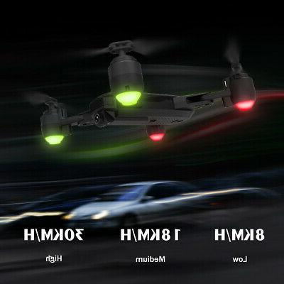 2020 Drones HD Camera Travel Foldable Quadcopter Follow Me