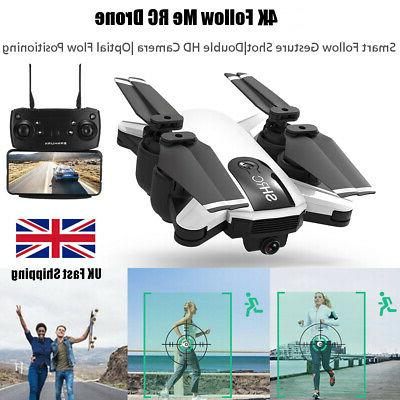 2020 Travel Foldable Quadcopter Follow Me