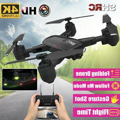 2020 wifi fpv rc drones 4k hd