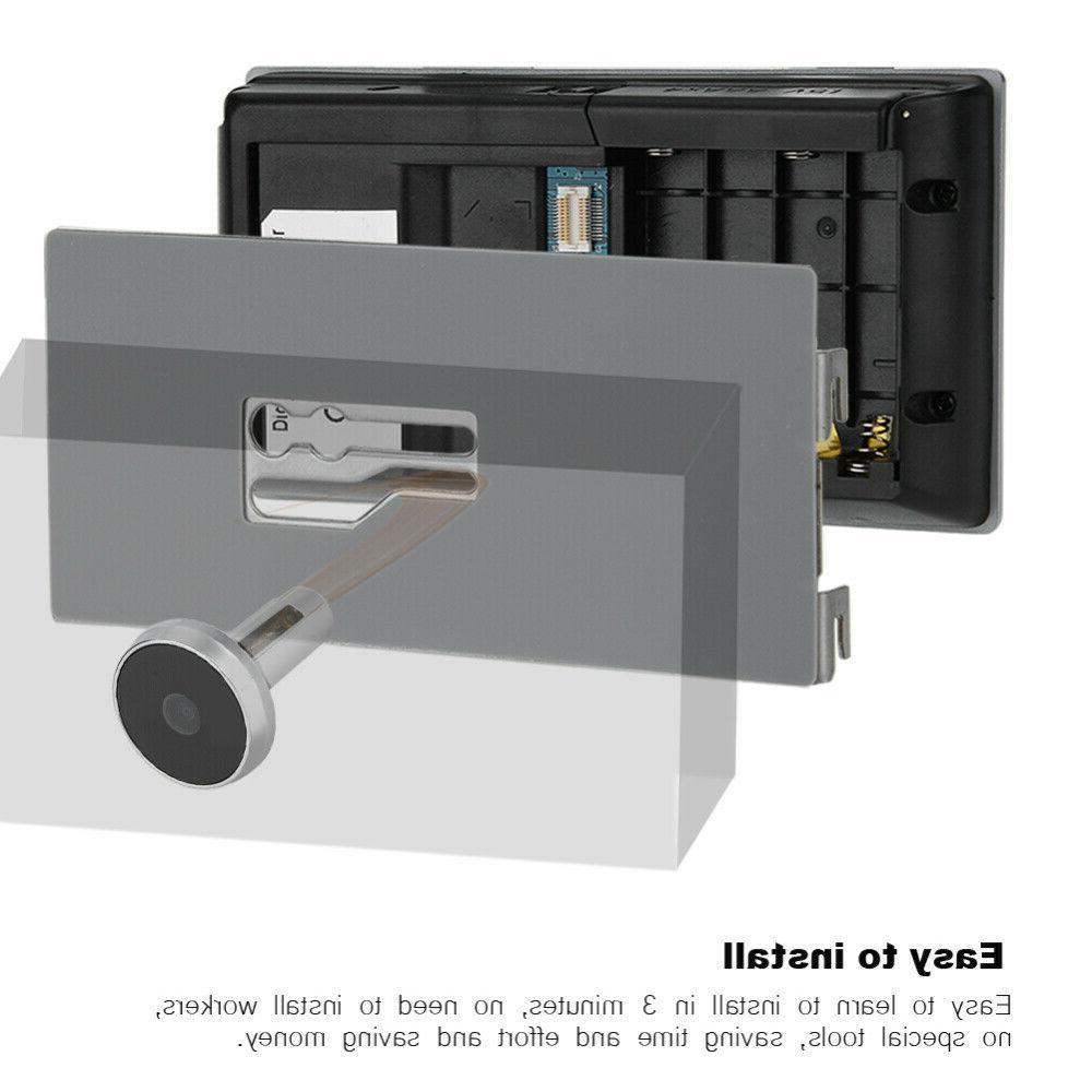 """3.5"""" 120° Peephole Viewer Doorbell HD Camera Door Bell"""