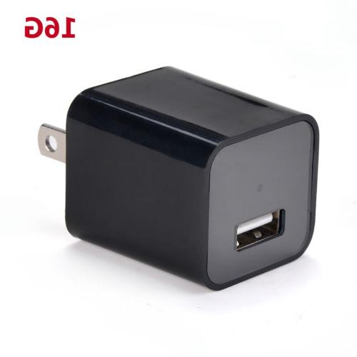 32GB SPY Motion Hidden Charger Camera FULL HD