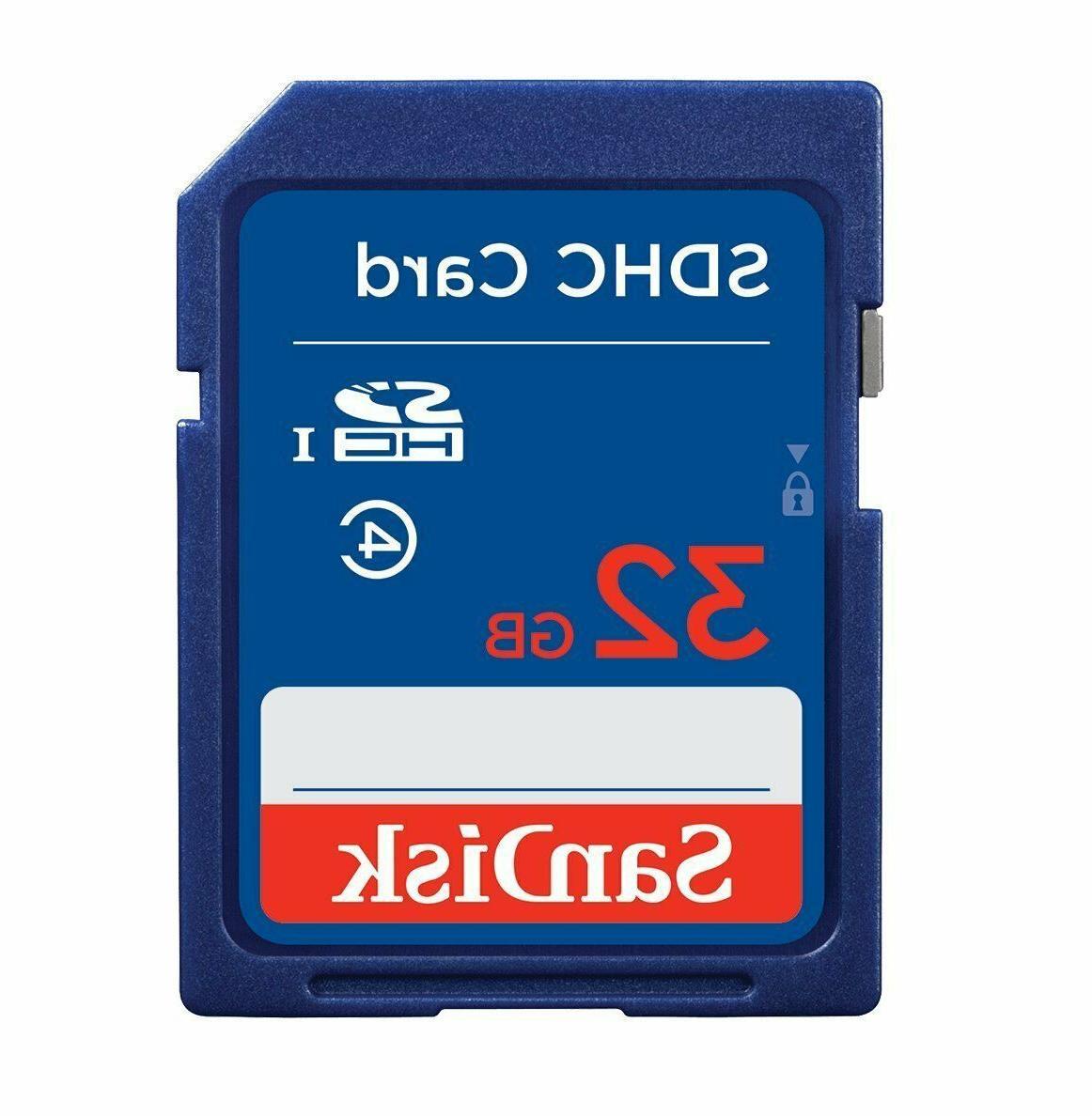 32gb sd card sdhc hd memory card