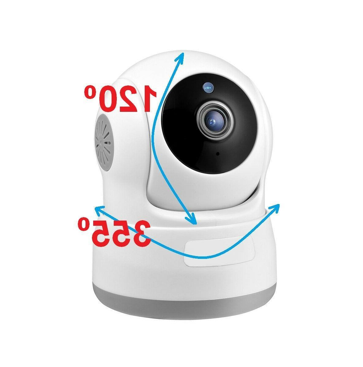4 HD Wireless Indoor NightVision Camera