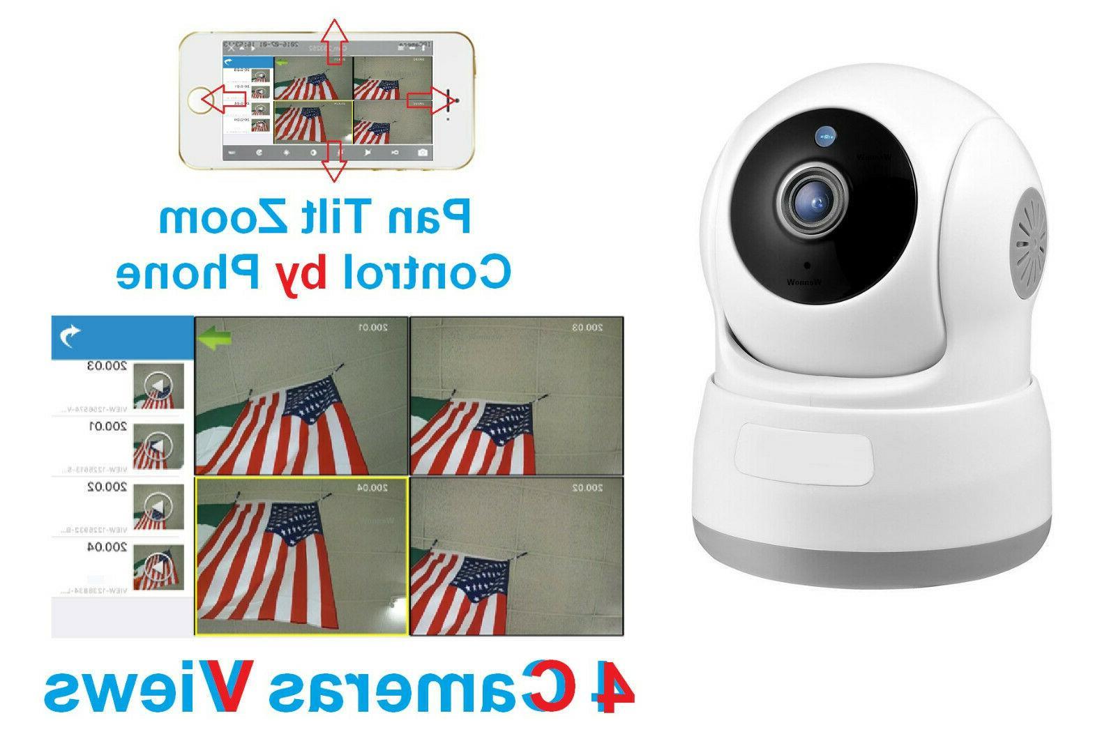 4 HD Indoor Video