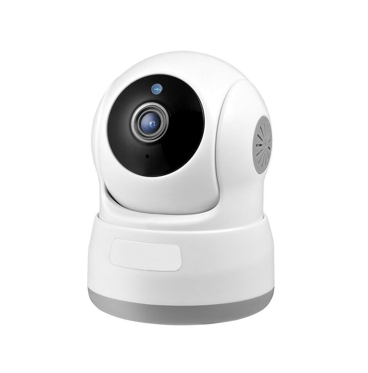 4 Cameras View HD Indoor NightVision Video Camera