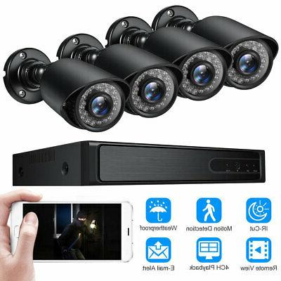 US Home Surveillance Camera 1080p HD Night NEW