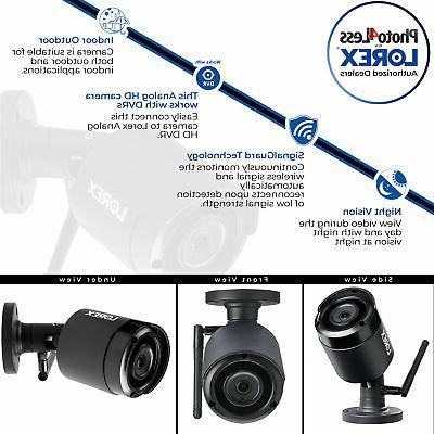 6 Cameras+ Security 60 Peel Labels+ Zip