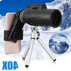 40X60 Monocular Telescope HD Mobile Phone Camera Lens + Hold