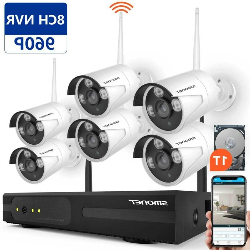 Wireless Security System +960P