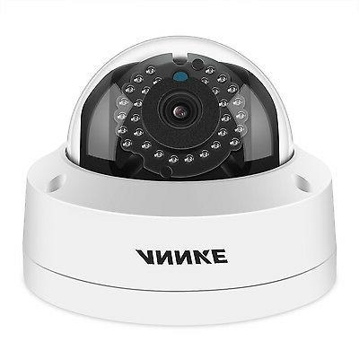ANNKE HD NVR 4x 2MP Security Camera System Night 0-4TB