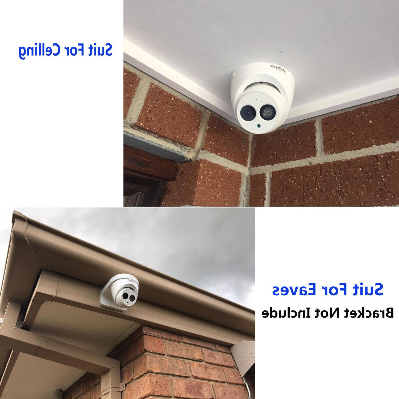 Dahua Kit HD IR IP Cameras System