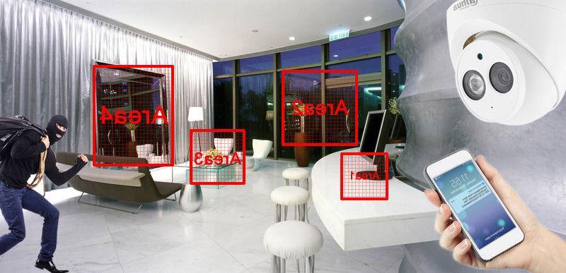 Dahua Kit H.265 4MP Cameras CCTV
