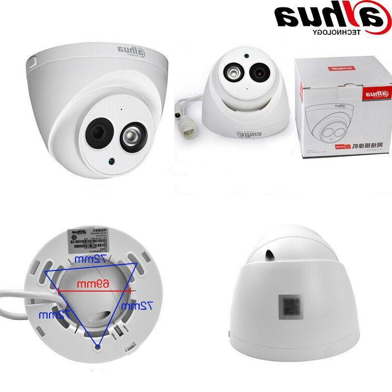 Dahua POE Kit H.265 NVR4104-P-4KS2 HD IR 50M Cameras System