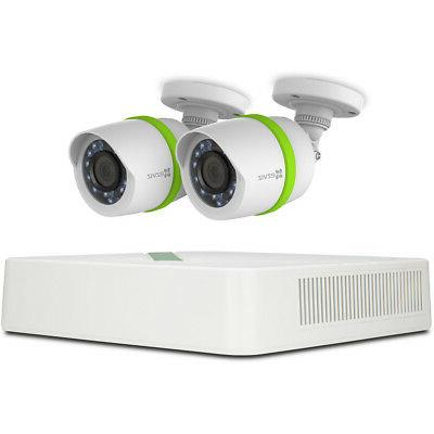 4ch security system