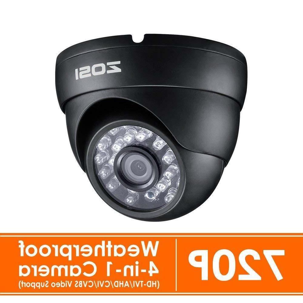 4in1 Dome Camara De Seguridad HD para Casas Vision Nocturna Distancia
