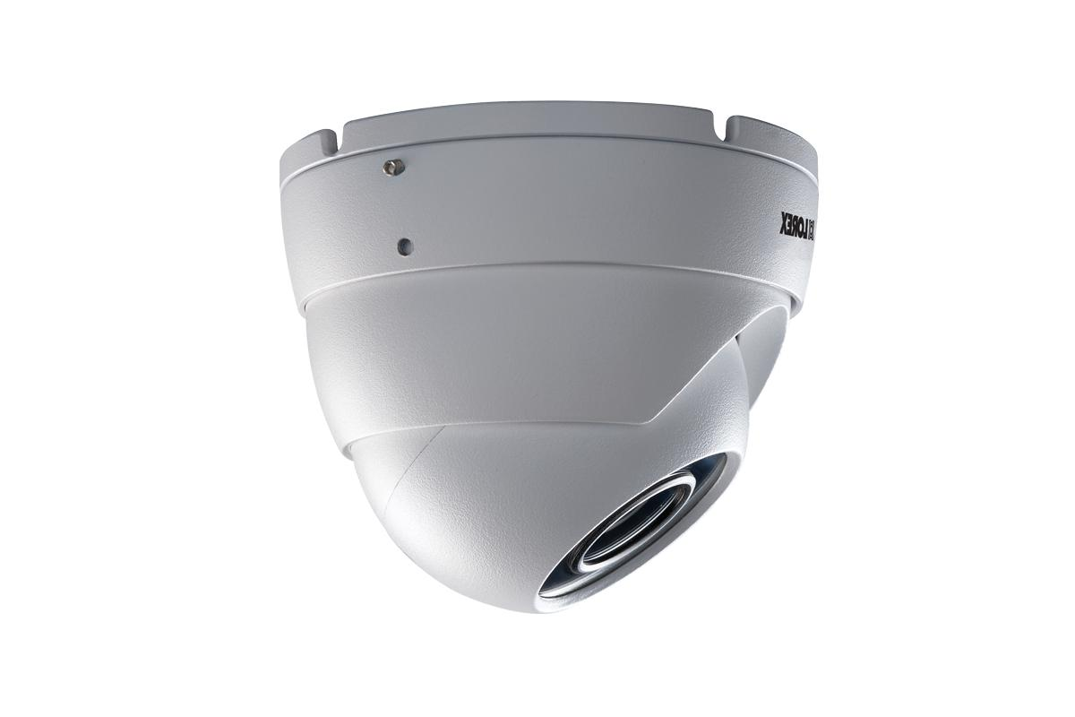 NR8141 HD with Dome Cameras