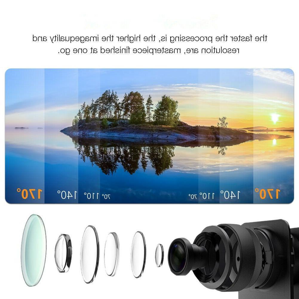 4K Camcorder 16MP Camera Waterproof Accessory