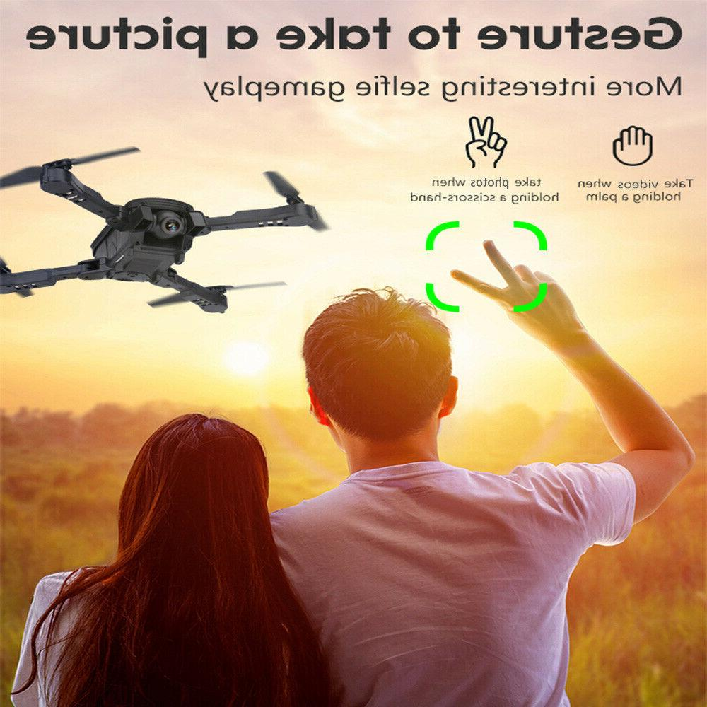 4K Folding Quadcopter Wifi Camera Filter