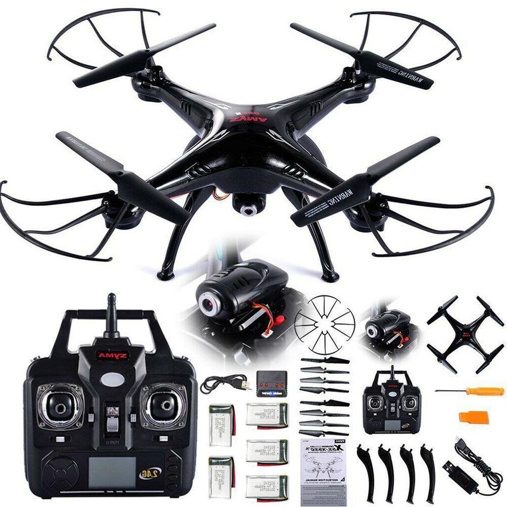 4k folding drone rc quadcopter wifi w