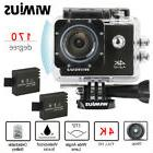4k sports action camera Waterproof HD 1080P 60fps wifi Wimiu