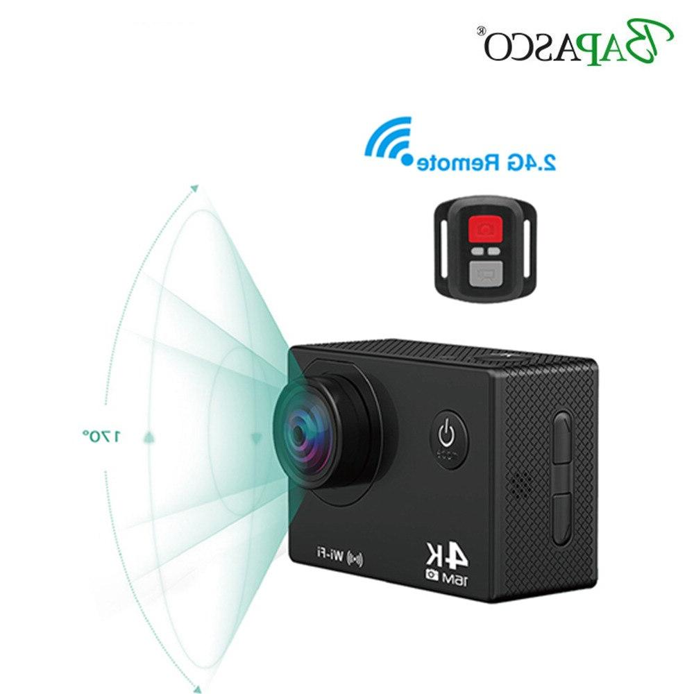 WIFI gopro 4 Style 2.0 170 30M DV Cam Sports <font><b>Camera</b></font>