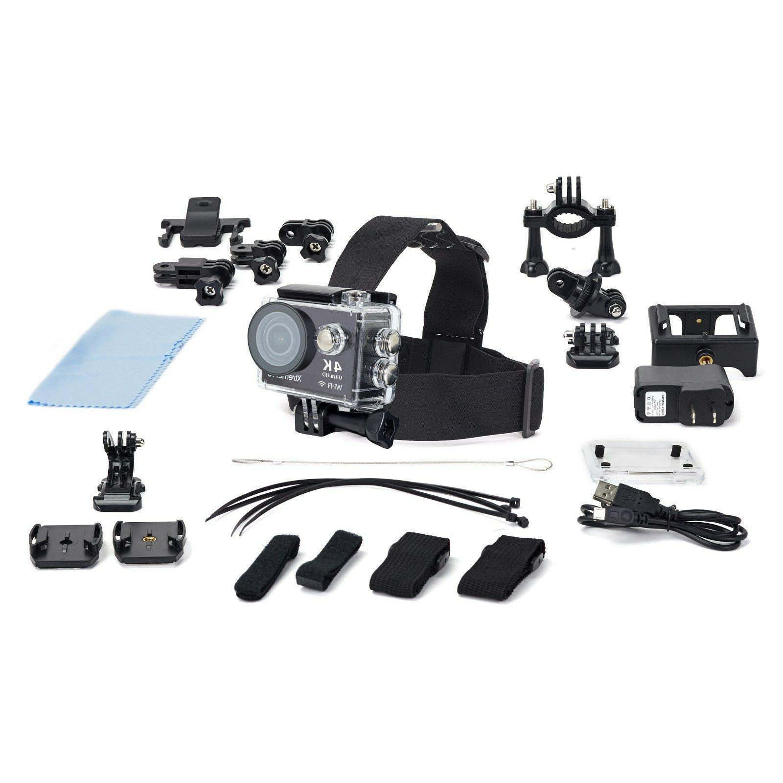 XtremePro Ultra Camera Bundle Wireless Remote and