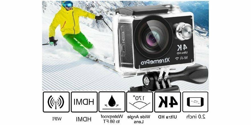 XtremePro Ultra Camera Remote and