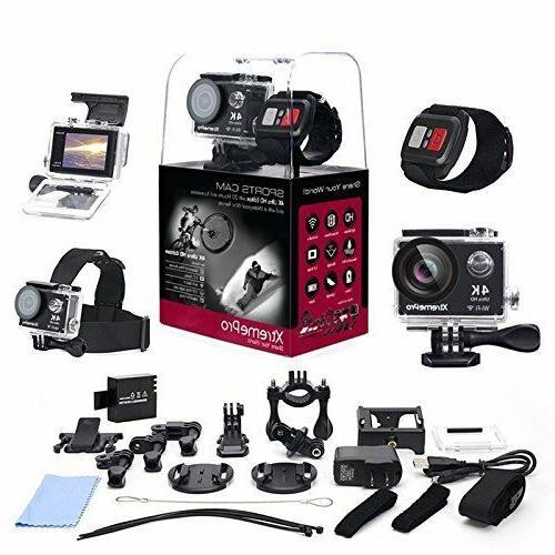 4k ultra hd camera bundle wireless wrist
