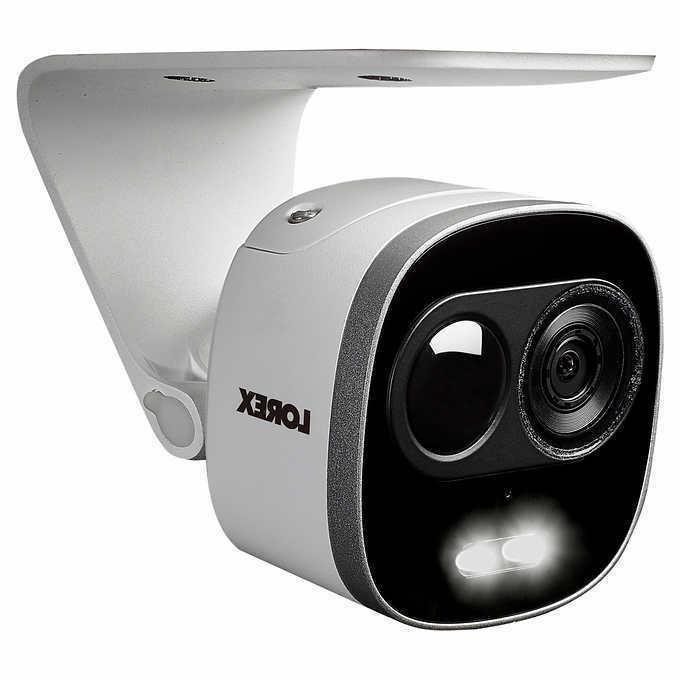 Lorex IP NVR Active Cameras 8