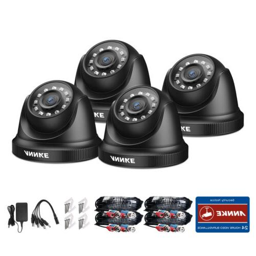 ANNKE 1080P Home Security Camera Kit Outdoor 2MP IR System