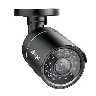 SANNCE 4pcs HD 1500TVL Indoor Security Vision