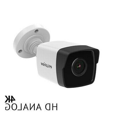 4x Ultra 8.3MP cameras Channel Security