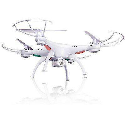 5 RC Quadcopter Headless Mode 720P