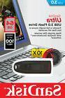 SanDisk 64GB USB 3.0 ultra CZ48 64G FLASH DRIVE 100MB/s SDCZ