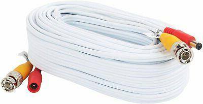 65ft bnc extension cable for night owl