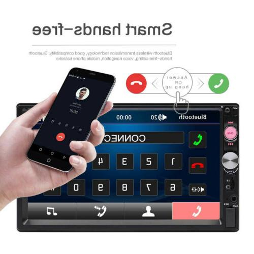 """7"""" MP5 With Bluetooth FM USB Touch Screen"""
