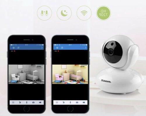 ANNKE 720P HD Wireless Home Security