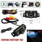 7LED Infrared Night Vision HD Camera For Car SUV Rearview Ba