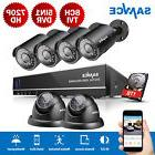 SANNCE 8CH 1080N HD TVI DVR IR CCTV Security camera System 7